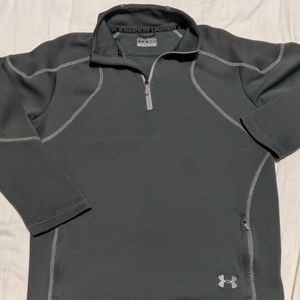 Under Armour 1/4 Zip All Season Gear Pullover M